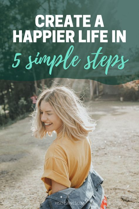 5 effective habits for highly sensitive people to build a happier life