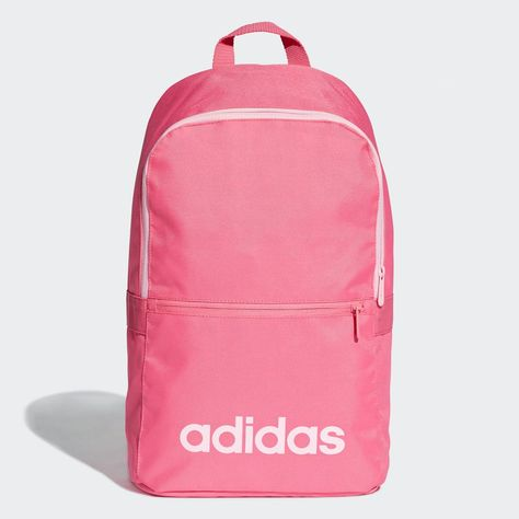 Adidas Linear Classic Backpack Daily (dt8635) in Pink