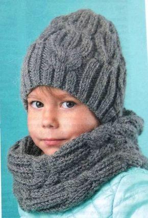 084815665464 Вязание детской шапки и снуда. Обсуждение на LiveInternet ...