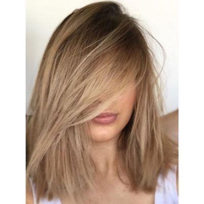 Pin On Heidi Hair Color