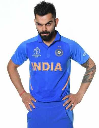 Nwt India Cricket Team 2019 World Cup Nike Original Jersey Freeship Size Smlxl India Cricket Team Cricket Teams Cricket Store