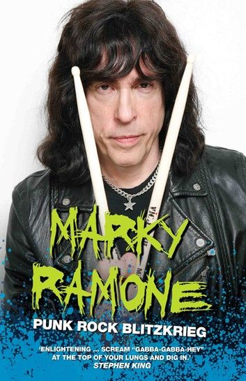 Marky Ramone Ebook By Marky Ramone Rakuten Kobo Punk Rock Punk Ebook