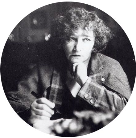 Colette, the French writer on Coffee and Cactus
