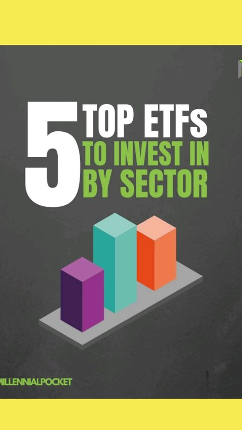 5 TOP ETF'S PER SECTOR