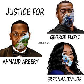 Ahmaud Arbery Breonna Taylor George Floyd Justiceforgeorgefloyd Geor In 2020 Black Lives Matter Art Black Lives Matter Movement Black Lives Matter