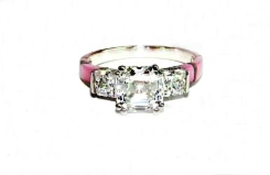 Ladies Camo Wedding Ring Set available in 8 Camo Patterns