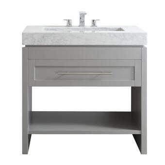 Ka 30 Single Bathroom Vanity Set Single Bathroom Vanity Marble