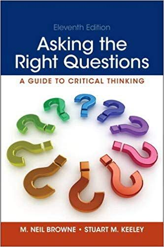 Asking The Right Questions 11th Edition Ebook Ebook Details