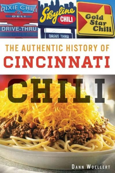 Cincinnati is certainly judged by its chili. Some claim it's not even chili, but those are just fighting words to natives who have developed the crave. Cincinnati is a long way from El Paso, and our c