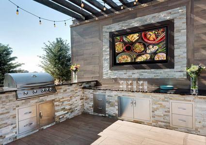 Outdoor Kitchen Designs Planning Bbq Guys Outdoor Kitchen Design Outdoor Kitchen Plans Outdoor Kitchen Design Layout