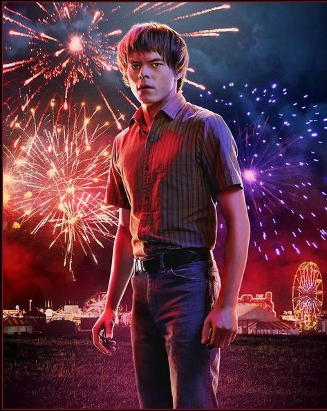 Stranger Things Jonathan
