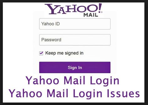 Yahoo Mail Login - Login to Your Yahoomail.com Account To check Mail Box | Create A Yahoo Account Free | TechSog