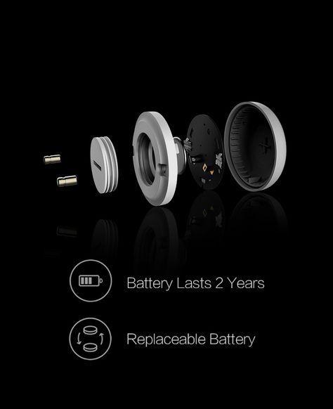 Xiaomi Mijia Aqara Smart Home Water Flood Sensor Waterproof Remote Alarm Battery