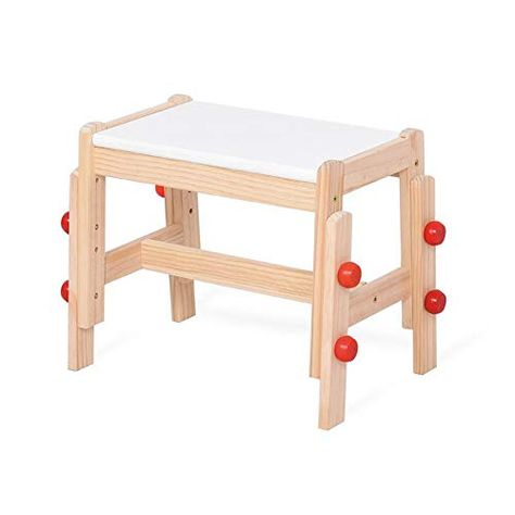 Astounding Living Room Furniture Child Kids Table Stool Set Kids 2 In 1 Theyellowbook Wood Chair Design Ideas Theyellowbookinfo