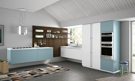 Cromatika/arredomania è il sistema di cucine componibili che unisce ...