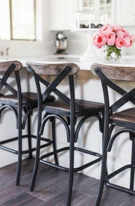 28 Trendy Farmhouse Kitchen Chairs Bar Stools Kitchen Farmhouse