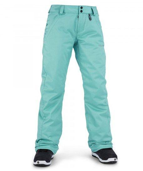 Volcom Frochickie Insulated Kadin Snowboard Pantolonu Snowboard Pants Pants For Women Pants