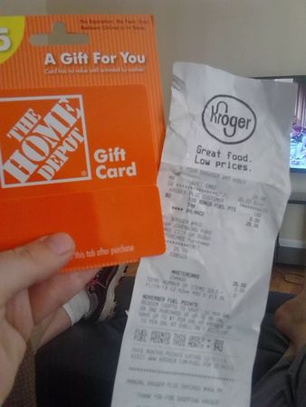 10 Home Depot Gift Card Ideas Gift Card Free Gift Cards Home Depot