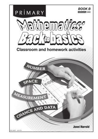 Cover Of Primary Mathematics Back To Basics Book B Ages 6 7 Mathematik Bucher