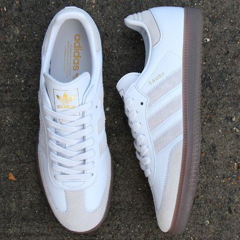 Mens shoes brand new ltd edition adidas samba trainers in