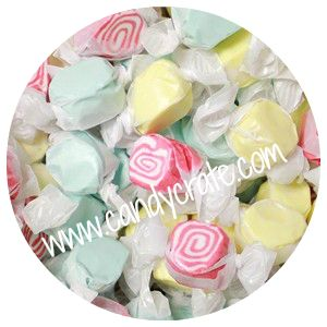 Every Flavor Of Atlantic City S Famous Salt Water Taffy Ranked In Order Of Deliciousness Salt Water Taffy Taffy Candy Apples
