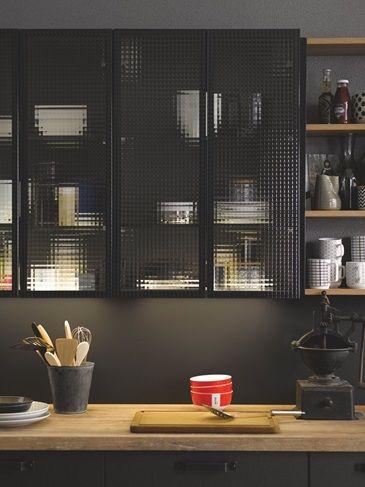 Tous Nos Equipements De Style Industriel Cuisinella Placard Cuisine Cuisinella Meuble Cuisine