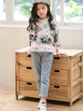 Conjunto De Dos Piezas Sudadera Y Pantalones Para Nina Ropa Para Ninas Ropa Trajes Para Ninos