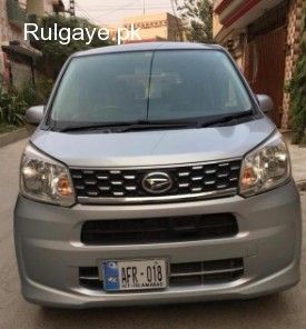 Daihatsu Move 2015 2018 Daihatsu Cars For Sale Free Classified Ads