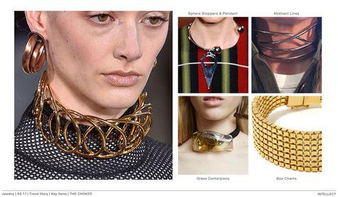 #FashionSnoops FW 17/18 trends on #WeConnectFashion. Women's jewelry theme…