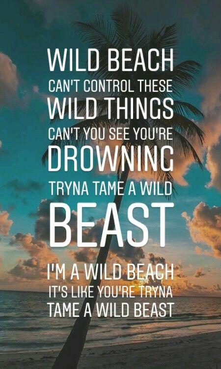 Doja Cat Quotes : quotes, Beach, Words,, Lyrics,, Quotes