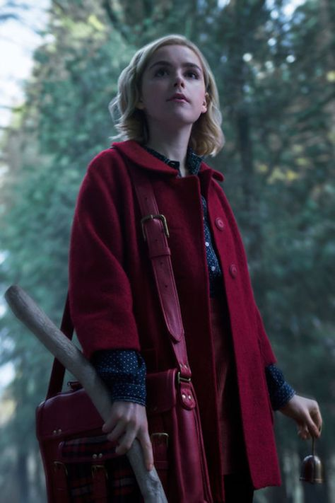 """Chilling Adventures of Sabrina"" auf Netflix: Gruseln mit Message"