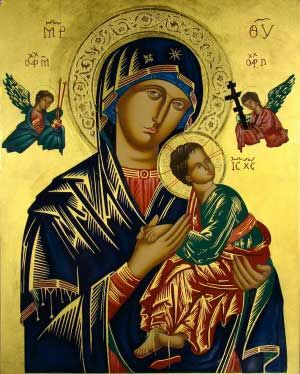 Novena to Our Lady of Perpetual Help (Feast: June 27) | Our Blessed Mother | Prayers and Novenas