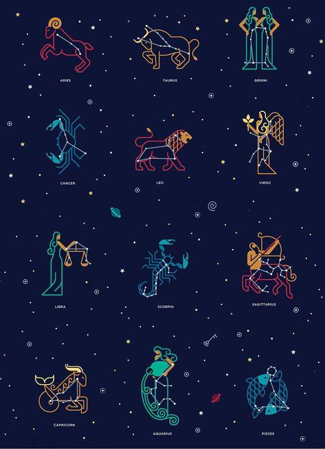 Cosmic Zodiac