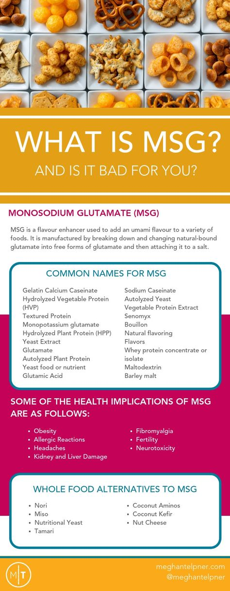 Is MSG Bad For You and Should You Be Avoiding It?