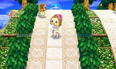 ヨーロッパ風タイル 森の花 Citrus村の出来事 바닥 패턴 바닥