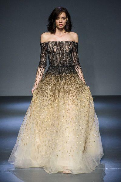 Pamella Roland at New York Fashion Week Fall 2018 - Every Must-See Runway Dress at New York Fashion Week for Fall 2018 - Photos