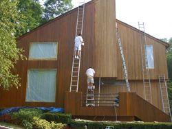 Michigan Cedar Siding Restoration Cleaning And Staining Companies Cedar Siding Cedar Homes Cedar Wood Siding