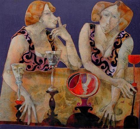 Giovanni Maranghi, Nykytaiteen italialainen taiteilija ~ Blogit taiteen ihailija