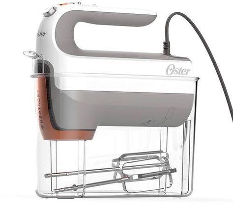 Hamilton Beach 6 Speed Hand Mixer With Case White 62632r In 2020 Oster Hand Mixer Hand Mixer Mixer