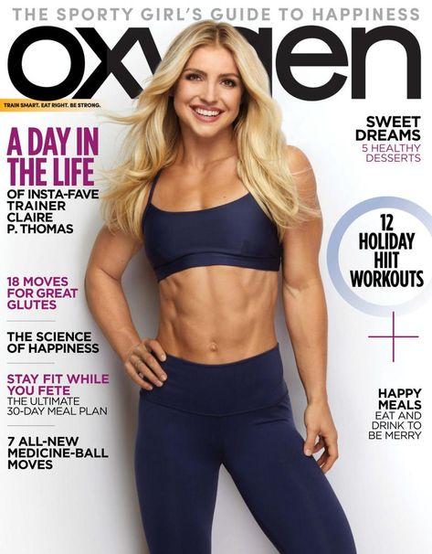 Oxygen Magazine (Digital)