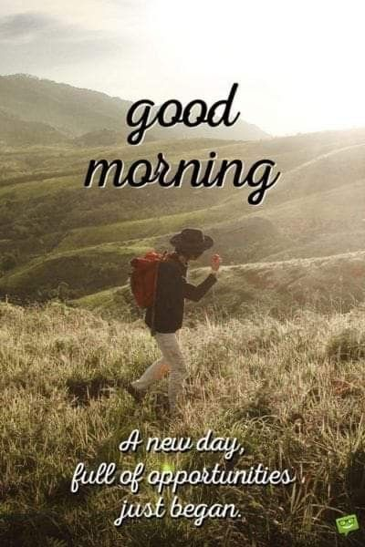 A New Day Is Here Good Morning Quotes Good Day Quotes Good