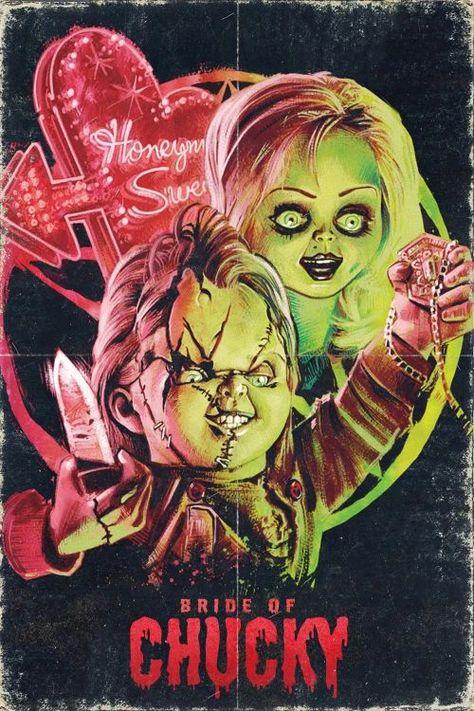 Bride of Chucky (1998) - NarkoTikz | The Poster Database (TPDb) - The Best Media Poster Database on