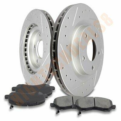Sponsored Ebay Brake Discs Rotors With Ceramic Pads For 2007 2008