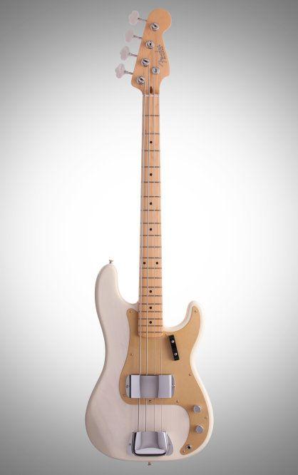 Fender American Vintage 58 Precision Electric Bass Fender American Vintage Electric Bass Bass