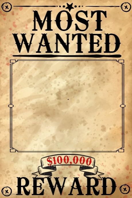 Wanted Poster Templates Postermywall Poster Template Free Poster Template Wanted Template