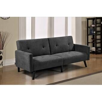 Ibiza Microfiber 80 3 Flared Arm Sofa In 2020 Contemporary Couches Upholstery Bed Furniture