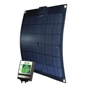 Mighty Max Battery 100 Watt 12 Volt Polycrystalline Solar Panel For Rv S Boats And Off Grid Applications Mls 100wp The Home Depot In 2020 Solar Panels Solar Solar Heating