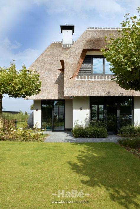 Rietgedekte villa met geweldig zicht over de Loosdrechtse Plassen – HaBé