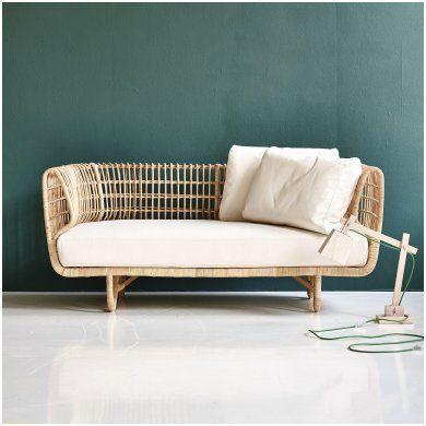 Premium Big Sofa Microfaser Haus Dekoration Sofa Patio Loveseat