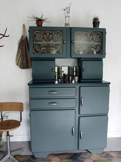 A Comprehensive Overview On Home Decoration Kuche Retro Kuche Buffet Schrank Trautes Heim